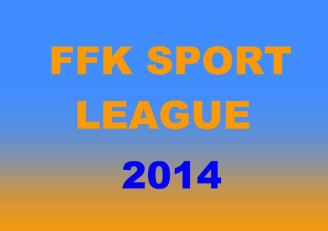 Liga zimowa 2014